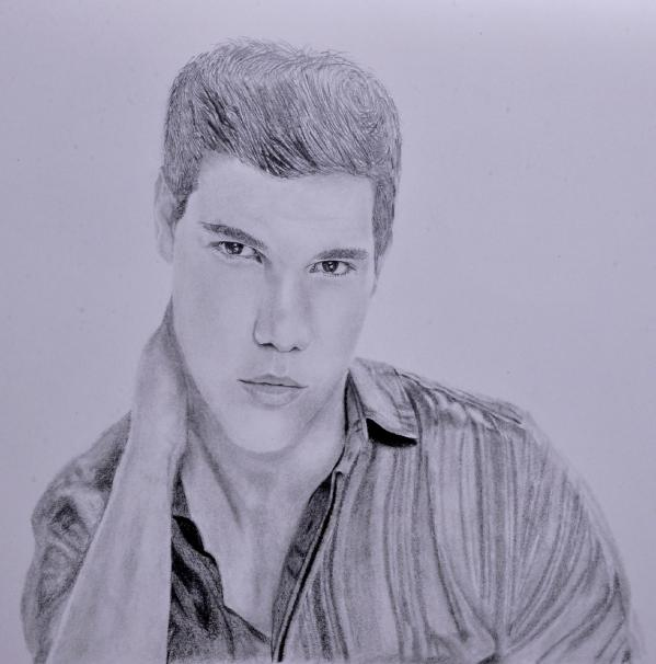 Taylor Lautner by zeeziad